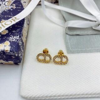 Dior - 【クリスマスプレゼント】ディオール Dior ⭐ ピアス