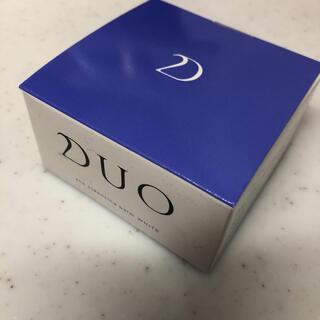 DUO ホワイトクレンジングバーム