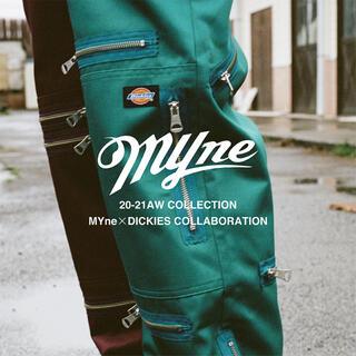 MIHARAYASUHIRO - 【MYne × Dickies】 Crazy zip bicolor pants