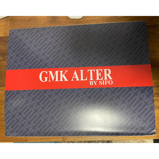 GMK Alter 正しい色 キーキャップ