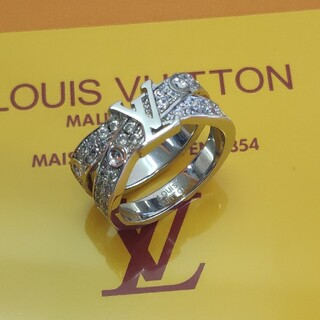 LOUIS VUITTON - ♥大人気♥ルイヴィトン リング 指輪 男女兼用