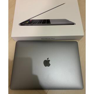 マック(Mac (Apple))のMacBook Pro 13インチ 2019 スペースグレイ(ノートPC)