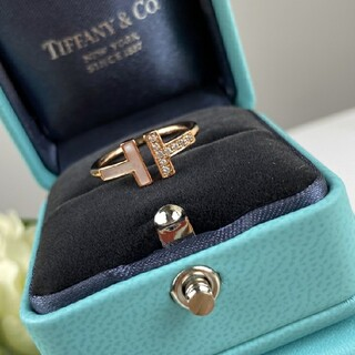 Tiffany & Co. - Tiffany Tワイヤーリング ティファニー