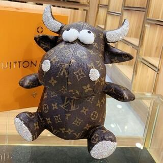 LOUIS VUITTON - 超人気LouisVuittonCattle doll縫いぐるみ