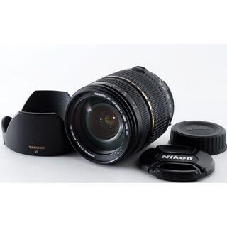 Nikon - 美品♪☆広角~超望遠までOK‼☆Nikon ニコン用 タムロン 28-300mm