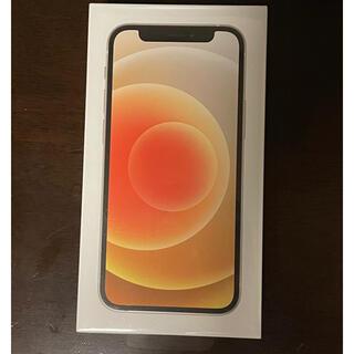 Apple - iPhone12 mini 256GB SIMフリー ホワイト 新品未開封