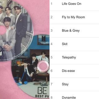 防弾少年団(BTS) - BTS BE CD&DVDセット 最新♬︎♡방탄소년단 バンタン 2020大人気