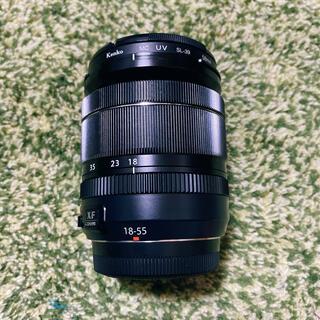 フジフイルム(富士フイルム)のXF18-55mmF2.8-4 R LM OIS(レンズ(ズーム))