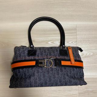 Christian Dior - ディオール フライトライン トート バッグ トロッター デニム 美品