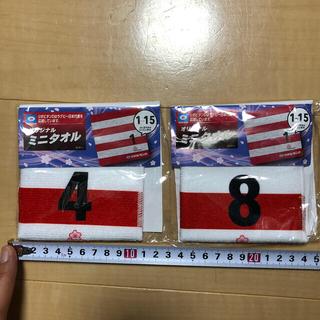 リポビタンD ラグビー日本代表 オリジナルミニタオル