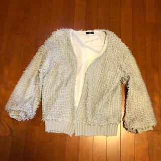 シマムラ(しまむら)のジャケット☆(ノーカラージャケット)
