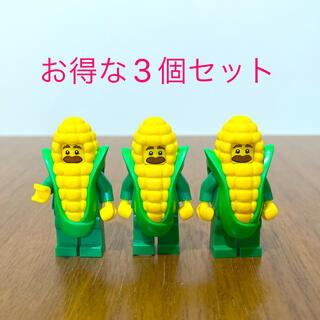 Lego - レゴ 71018 シリーズ17 トウモロコシ男