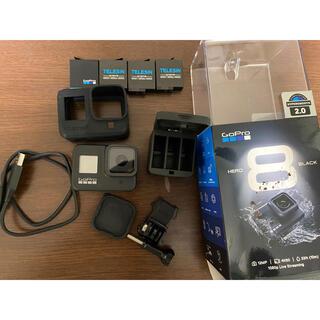 GoPro - [美品] GoPro HERO8 BLACK おまけ付き