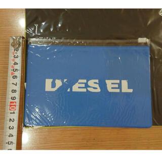 ディーゼル(DIESEL)のディーゼル diesel チャック付きクリアポーチ(その他)