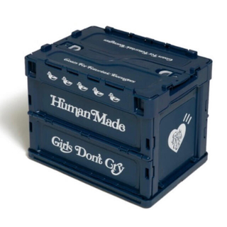 GDC - HUMAN MADE CONTAINER 20L GDC コンテナ NAVY