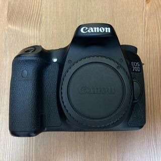 Canon - Canon EOS 70D ボディ キヤノン 一眼レフ