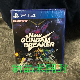 PlayStation4 - New ガンダムブレイカー PS4