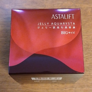 ASTALIFT - ASTALIFT JELLY AQUARYSTAビッグサイズ60g新品未開封
