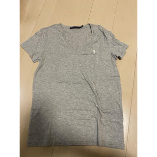 Ralph Lauren - ラルフローレンスポーツ 半袖Tシャツ レディースM グレー