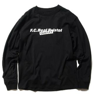 F.C.R.B. - F.C.Real Bristol CASETiFY BLACK XL L/S
