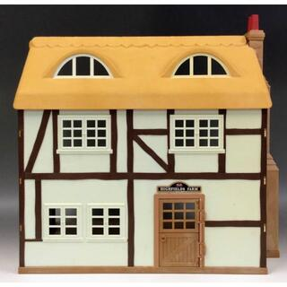 シルバニアファミリー ハイフィールズ ファームハウス UK イギリス 付属品多数