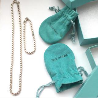Tiffany & Co. - tiffany &coブレスレット、ネックレス