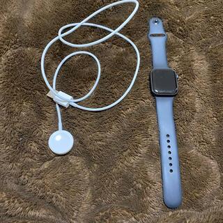 Apple Watch - Apple Watch Series5 ブラック GPS +セルラー モデル