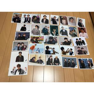 嵐 - 嵐 公式写真 松本潤くん 個人 混合 31枚セット!!
