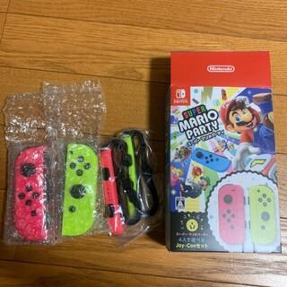 Nintendo Switch - スーパー マリオパーティ 4人で遊べる Joy-Conセット Switch