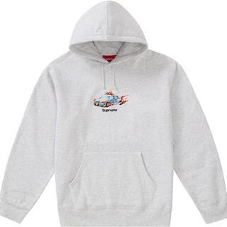 シュプリーム(Supreme)の新品 supreme Cop Car Hooded Sweatshirt  M(パーカー)