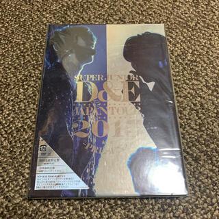 スーパージュニア(SUPER JUNIOR)のSUPERJUNIOR-D&E DVD(ミュージック)