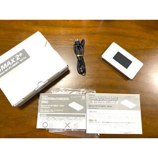 エヌイーシー(NEC)の専用 WiMAX 2+ WX06 speed Wi-Fi (PC周辺機器)