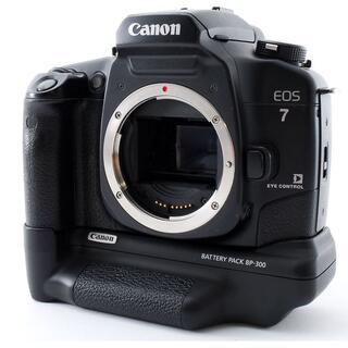 Canon - 良好♪☆フイルムカメラ入門機種としても最高‼☆ Canon キャノン EOS7