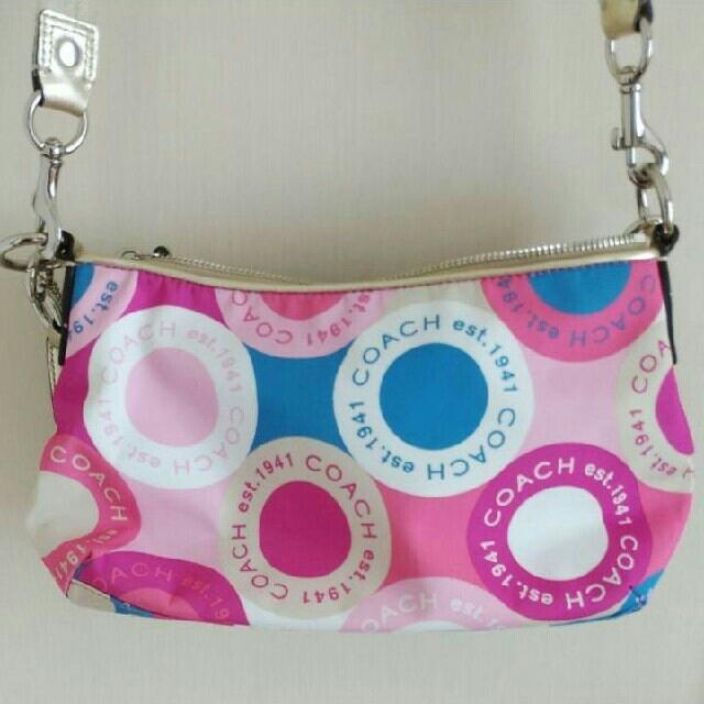 COACH(コーチ)の新品・未使用 COACH 2way ショルダーバッグ レディースのバッグ(ショルダーバッグ)の商品写真