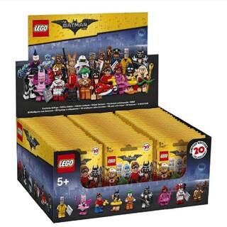 Lego - 【LEGO 】レゴ ミニフィギュア バットマン ザ ムービー 60パック入り