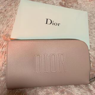 Christian Dior - Diorコスメ ノベルティ ポーチ 桜ピンク