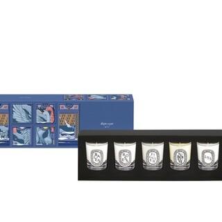 diptyque - Diptyque Mini Candles gift set