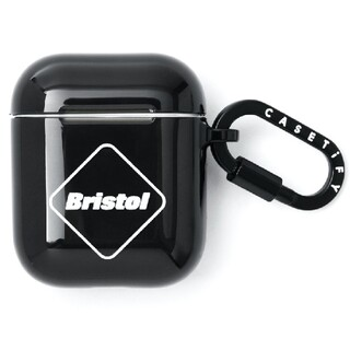 エフシーアールビー(F.C.R.B.)のF.C.Real Bristol CASETiFY AirPods CASE 黒(その他)
