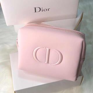 Dior  ディオール  2020限定 ふわふわポーチ ノベルティ