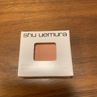 シュウウエムラ(shu uemura)のシュウウエムラ プレスドアイシャドー カラーはPソフトコーラル121(アイシャドウ)