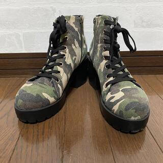 ブーツ レディース 25cm(ブーツ)