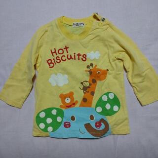 ホットビスケッツ(HOT BISCUITS)のホットビスケッツ 長袖Tシャツ(Tシャツ)