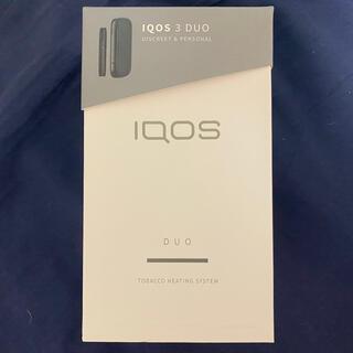 アイコス(IQOS)のiQOS 3 DUO 本体(タバコグッズ)