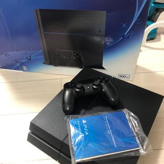 プレイステーション4(PlayStation4)のプレステ4 PS4 500GB (家庭用ゲーム機本体)