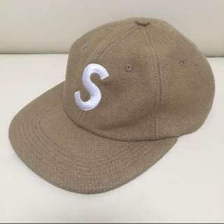 Supreme - 【送料無料】supreme S logo cap キャップ Sロゴ