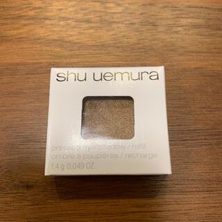 シュウウエムラ(shu uemura)のシュウウエムラ プレスドアイシャドー カラーはMEミディアムブラウン862(アイシャドウ)