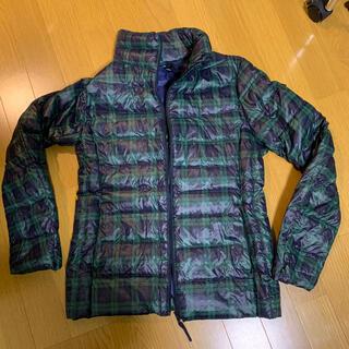 ユニクロ(UNIQLO)の美品●ユニクロ・軽量・ダウン・ジャケット・Mサイズ(ダウンジャケット)