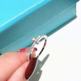 Tiffany & Co. - 2枚2000値引 Tiffany & Co 指輪