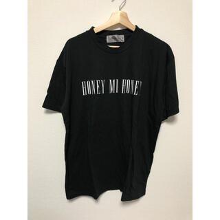 Honey mi Honey - Honey Mi Honey Tシャツ L 日本製