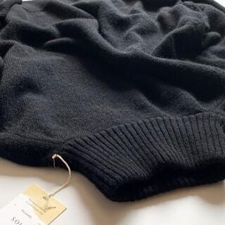 COMOLI - 【完売品】PHLANNÈL SOL  Yak Wool Knit  COMOLI